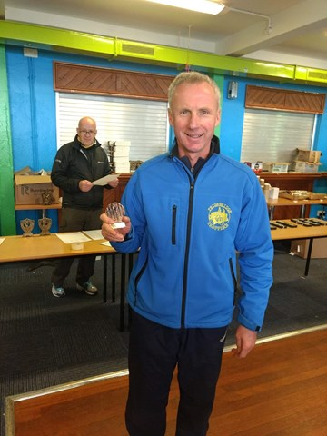 gary smart with his award after bicton blister race.jpg