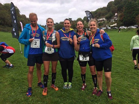torbay tornado runners at the finish.jpg