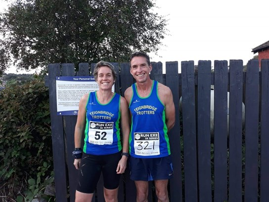 hannah and james before last round of exe 5k series.jpeg