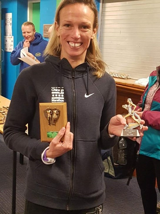 louise gentry 1st female finisher at bicton blister.jpg